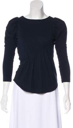 Marc by Marc Jacobs Knit Long Sleeve Top