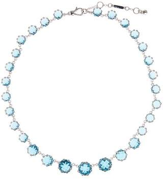 Jenny Packham Crystal Row Collar Necklace