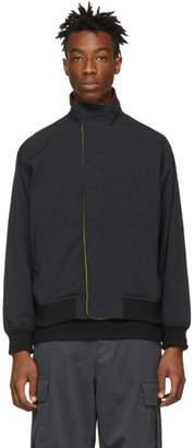Leon Aime Dore ブラック セーリング ジャケット