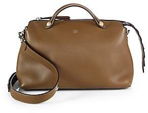 Fendi Women's Large By The Way Leather Satchel