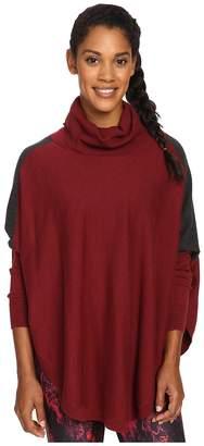 Lole Miki Poncho Women's Coat