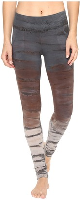 Hard Tail - Slash Pocket Leggings Women's Casual Pants $64 thestylecure.com