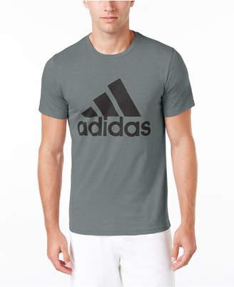 adidas Men Badge of Sport Classic Logo T-Shirt