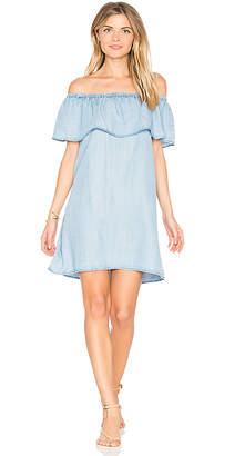 BB Dakota Maci Dress in Blue $100 thestylecure.com
