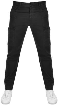 BOSS ORANGE Sedos Cargo Trousers Black