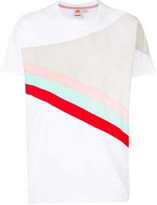 Diadora colour block T-shirt
