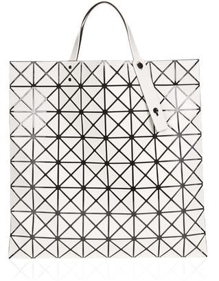 BAO BAO ISSEY MIYAKE Triangular panels tote $775 thestylecure.com