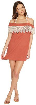 L*Space - After Glow Dress Cover-Up Women's Dress $119 thestylecure.com