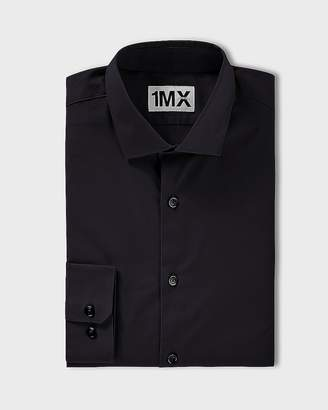 Express Slim Easy Care Spread Collar 1Mx Shirt