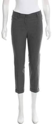Brunello Cucinelli Mid-Rise Skinny Pants