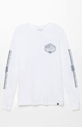 Hurley Framework Long Sleeve T-Shirt