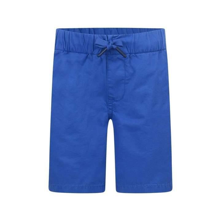 Ralph LaurenBoys Blue Twill Shorts