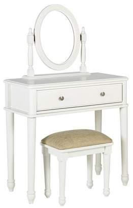 Argos Home Ashbourne Dressing Table - Ivory