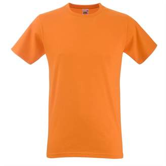 Fruit of the Loom Fitted Valueweight Tee - S