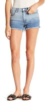 Blank NYC BLANKNYC Denim High Rise Cut Off Shorts