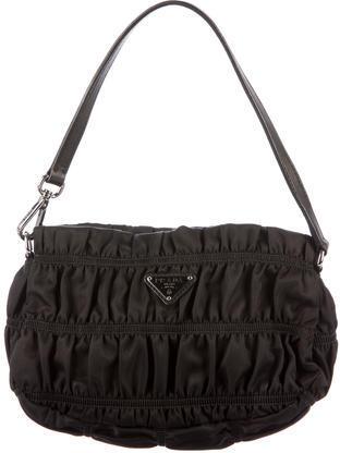 pradaPrada Tessuto Gaufre Bag