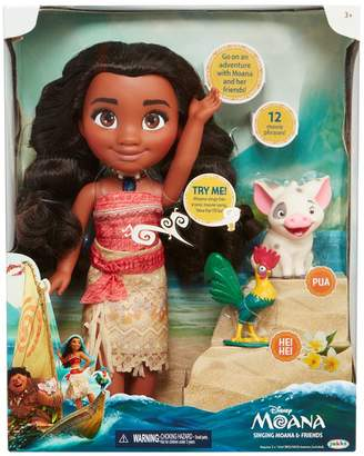 Disney Singing Doll With Friends