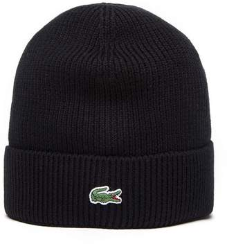 81ee597221f Lacoste Beanie Hat - ShopStyle UK