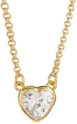 Kate Spade Romantic Rocks Mini Heart Stone Necklace