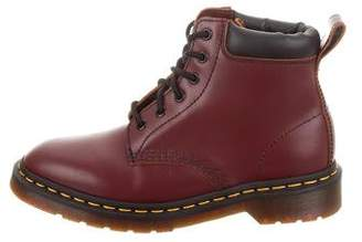 Dr. Martens Supreme x Leather Ankle Boots w/ Tags