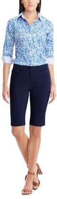 Chaps Stretch Cotton-Blend Short