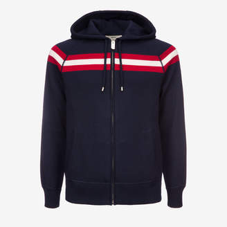 Bally Cotton Knit Lounge Hoodie