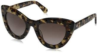 Kate Spade Women's Luann Cateye Sunglasses