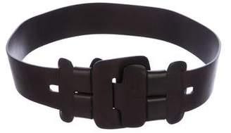 Chloé Leather Wait Belt