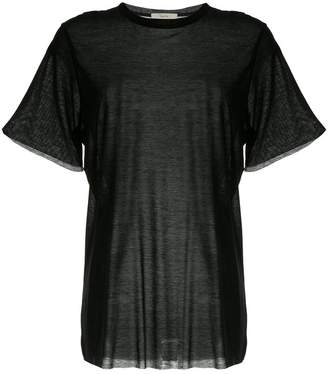 Matin basic plain T-shirt