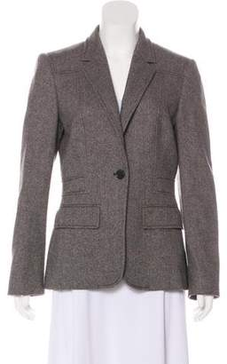 Gucci Wool Notch-Lapel Blazer