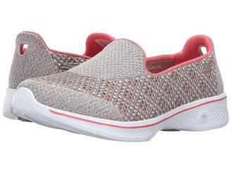 Skechers Performance Go Walk 4 - Kindle Women's Slip on Shoes