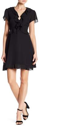 NSR Cheri Ruffle Dress