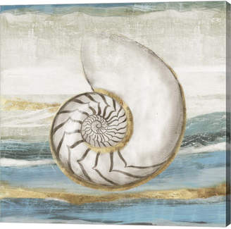 Wilson Pacific Touch I By Aimee Canvas Art