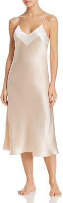 Ginia Silk Gown