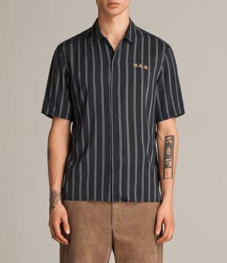 AllSaints Folsom Short Sleeve Shirt