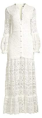 Alexis Women's Eudura Lace Maxi Dress