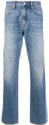 Calvin Klein Jeans stripe panel jeans