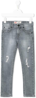 Levi's Kids extreme skinny jeans
