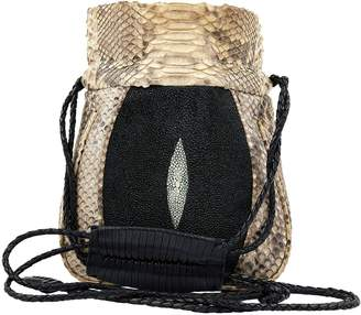 Khirma Eliazov Python Bag