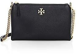 Tory Burch Women's Kira Leather Crossbody Bag