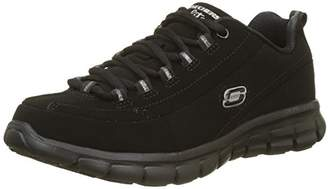 Skechers SKEES) SYNERGY - TREND SETTER, Women's Sports Shoes,(38.5 EU)