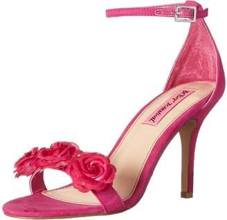 Betsey Johnson Women's Bromme Dress Sandal