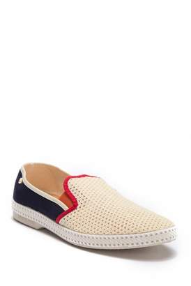 Rivieras LEISURE SHOES Tour Du Monde Boat Slip-On Sneaker (Men)