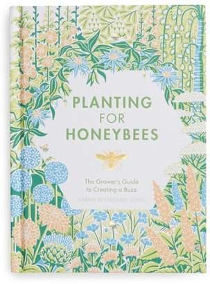 Chronicle Books Planting For Honeybees Book