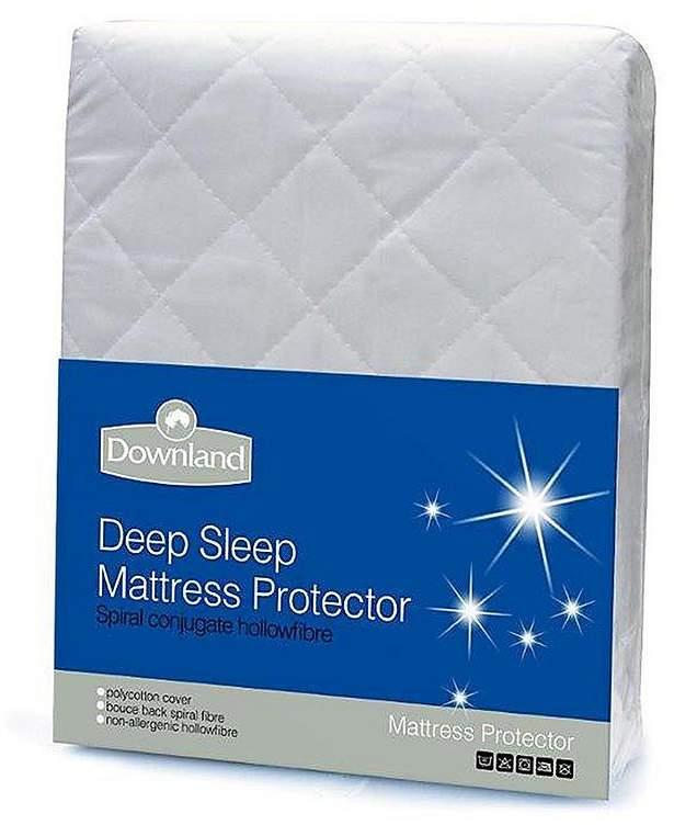 Deep Sleep Mattress Protector