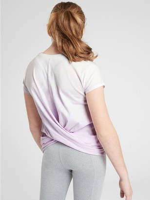 Athleta Girl Flip N Twist Tee