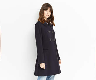 Oasis DOUBLE BREASTED PRINCESS COAT