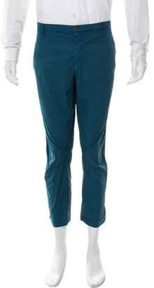 Lanvin Flat Front Chino Pants