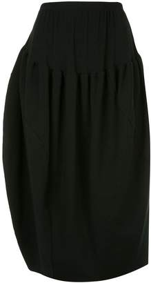 Rundholz Black Label loose fitted skirt