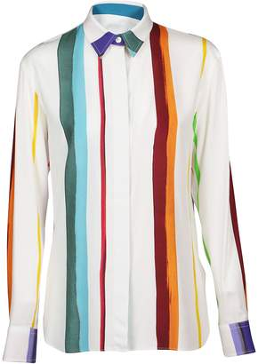 Paul Smith Brushstroke Stripe Shirt